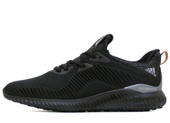 Кроссовки Мужские Adidas Alpha Bounce Black Edition