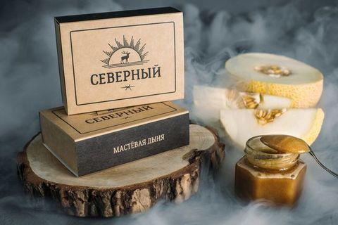 Табак для кальяна Северный - Мастёвая Дыня