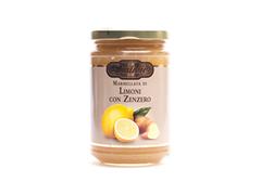 Джем из Сицилийского Лимона и Имбиря Sicilizie, 360г