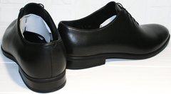 Самые дорогие туфли мужские Ikos 006-1 Black
