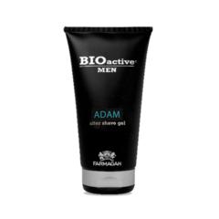 FARMAGAN bioactive man adam/деликатный гель после бритья adam  100 мл.