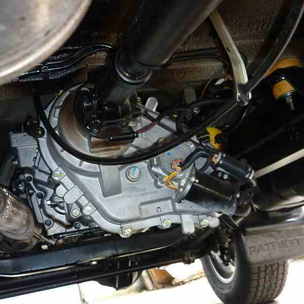 Ремонт раздаточной коробки УАЗ Хантер фото-1