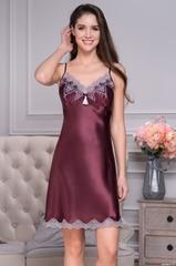 Сорочка женская шелковая MIA-Amore LAURA ЛАУРА 3294