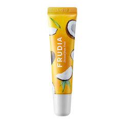 Frudia Coconut Honey Salve Lip Cream - Крем для губ смягчающий с кокосом