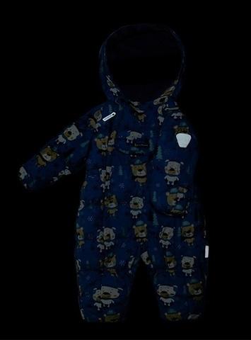 Детский комбинезон Premont Мишки по лесу гуляли WP92060 BLUE