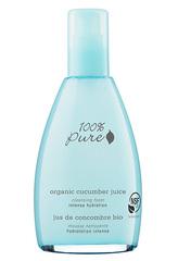 Органическая пенка для умывания «Огуречный сок», 100% Pure