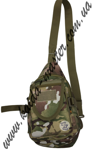 Рюкзак тактический патрульный однолямочный V-10л