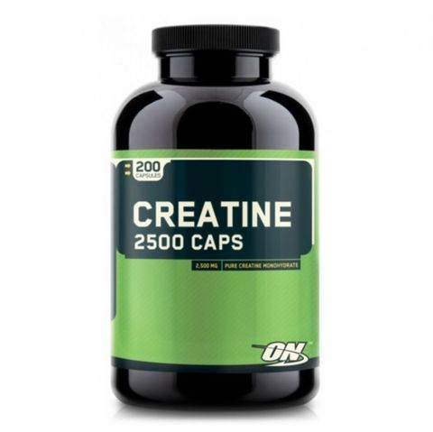 Creatine 2500 mg, 200 caps