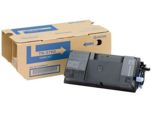 Картридж Kyocera TK-3190 для Kyocera P3055DN, P3060DN. Ресурс 25 000 стр.