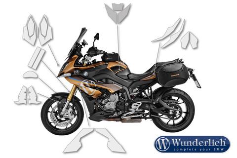 Защита лакокрасочного покрытия и бака VentureShield, набор  BMW S1000XR- прозрачный