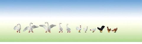 Faller 154010 Фигурки птиц