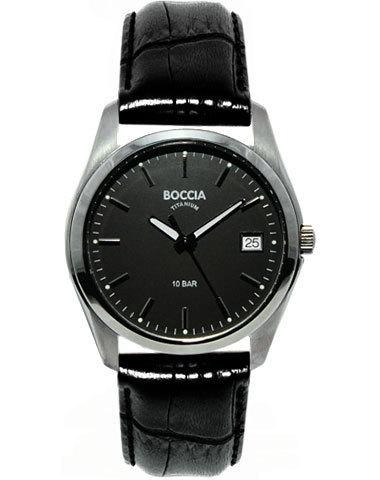 Купить Мужские наручные часы Boccia Titanium 3548-05 по доступной цене