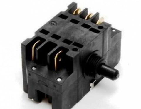 Переключатель мощности конфорки для плиты Indesit 049824, см. 481281728067