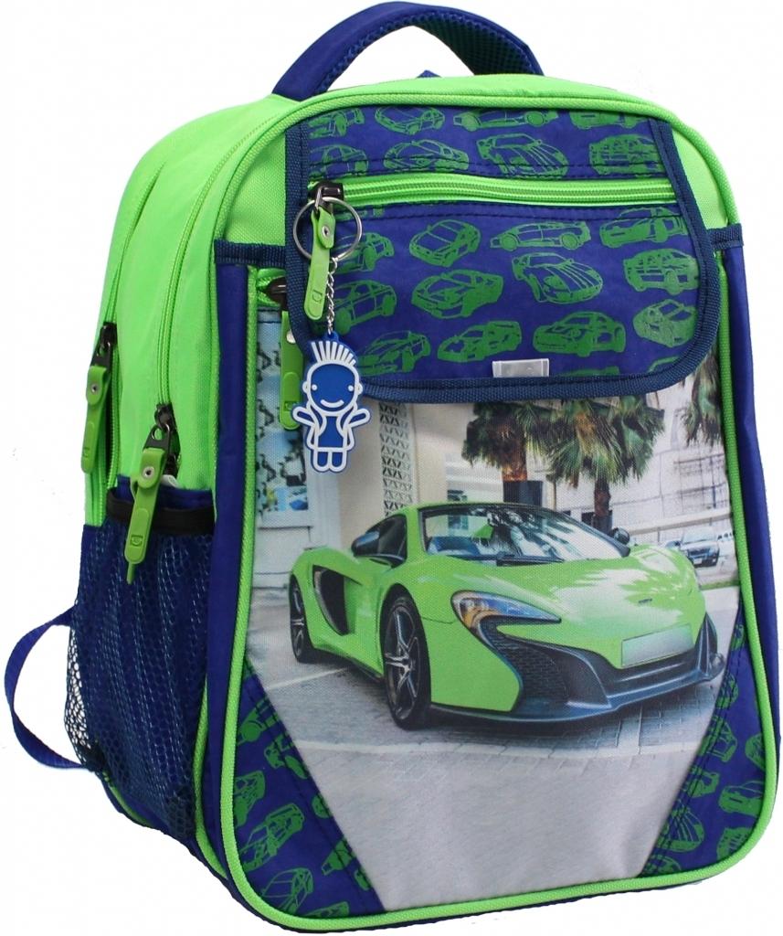 Школьные рюкзаки Рюкзак школьный Bagland Отличник 20 л. Электрик (зеленая машина 20) (0058070) b65da90cdad76fe1e109efce3c051af5.JPG