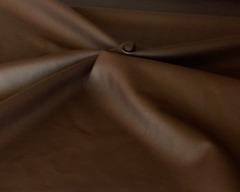 Искусственная кожа темный шоколад
