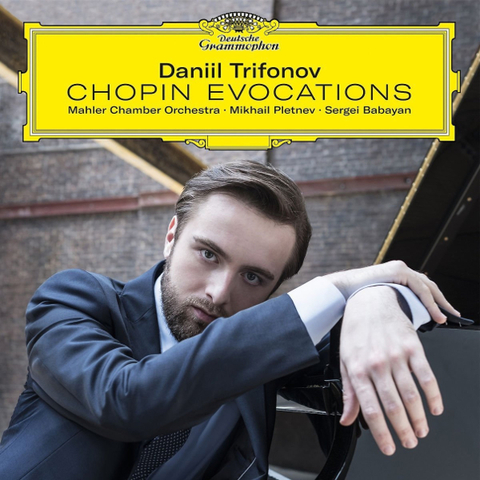 Daniil Trifonov, Mahler Chamber Orchestra, Mikhail Pletnev, Sergei Babayan / Chopin Evocations (3LP)