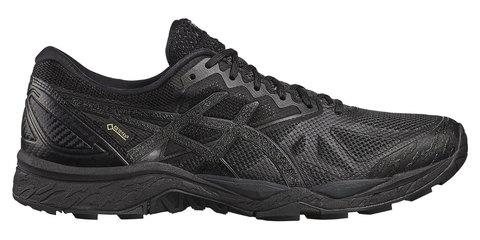 Asics GEL-Fujitrabuco 6 G-TX мужские кроссовки внедорожники черные