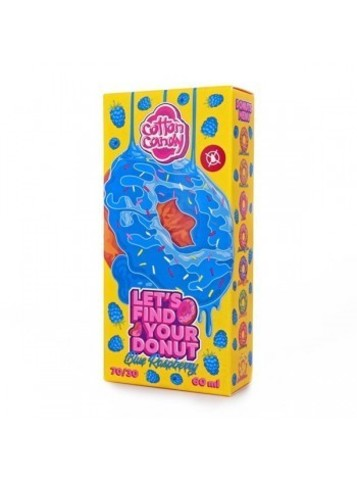 Let's Find Your Donut: Blue Raspberry
