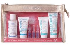 Travel Kit Heliabrine «Люкс» (Heliabrine | Линия дорожных наборов для лица и тела),1 шт.