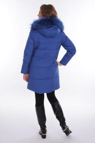 Куртка 09094 ярко-синий