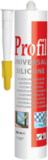 Герметик силиконовый универсальный Profil  270мл (15шт/кор)