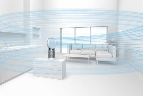Очиститель воздуха Dyson Pure Cool DP04