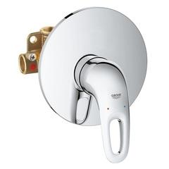 Смеситель встраиваемый на 1 потребителя со встраиваемой частью Grohe Eurostyle 33635003 фото