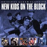 New Kids On The Block / Original Album Classics (5CD)