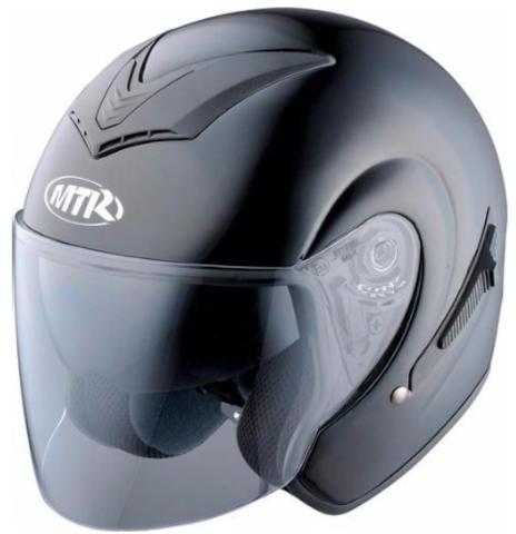MTR DEMI-JET 3 (металлик, черный)