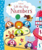 Kitab Lift-the-Flap Numbers   Felicity Brooks