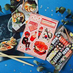 Набор стикеров MINI PACK KOREA