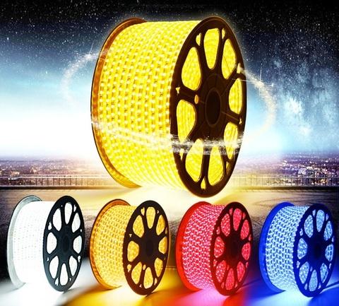 Прямоугольная лента шланг дюралайт 3528 LED