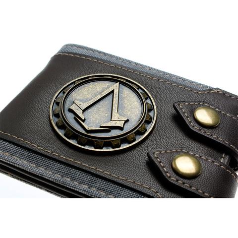 Ассасин Крид кошелек с логотипом