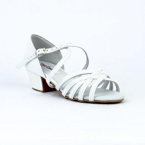 d315e3b6 Белые рейтинговые туфли для бальных танцев