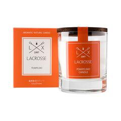Свеча ароматическая в стекле «Грейпфрут» Ambientair
