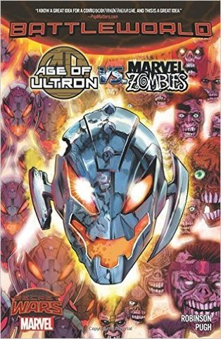 Age of Ultron vs Marvel Zombies: Battleworld