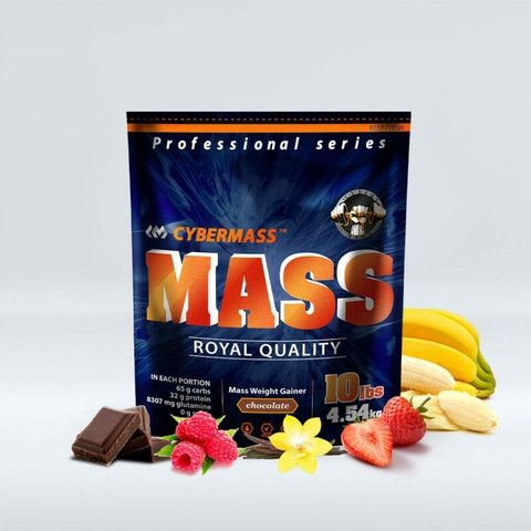 CyberMass Mass Gainer, 4.54 kg.