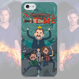 Чехол для iPhone 7+/7/6s+/6s/6+/6/5/5s/5с/4/4s SUPERNATURAL TIME