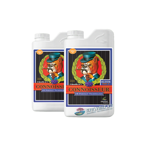 Advanced Nutrients pH Perfect Connoisseur Bloom Parts A & B (0.5л)