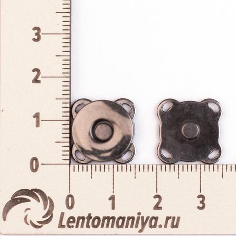 Застежка магнитная пришивная 19 мм
