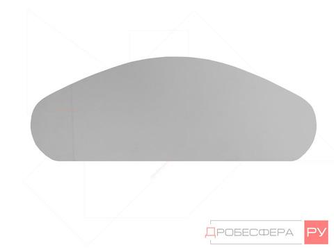 Стекло для шлема пескоструйщика Aspect внутреннее пластиковое