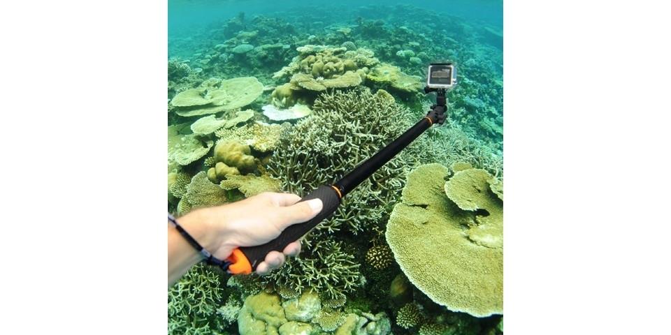 Секция-крепление камеры SP Section Static Head под водой