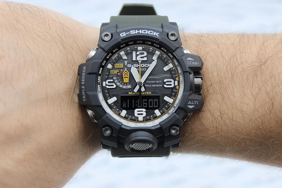 4ae55b8d Casio GWG-1000-1A3 купить   Оригинальные наручные часы Casio G-SHOCK ...