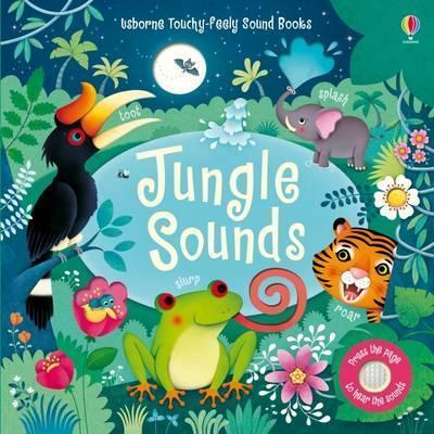 Kitab Jungle Sounds | Sam Taplin