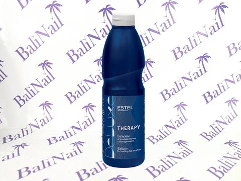 ESTEL De Luxe, Бальзам для выравнивания структуры волос, 1000 мл