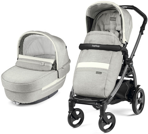 Коляска 2 в 1 Peg Perego Book 51 Elite