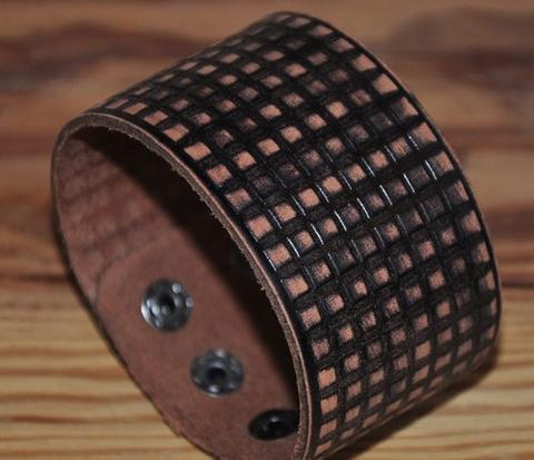 BL321 Кожаный браслет