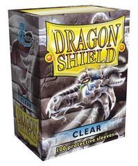 Dragon Shield - Прозрачные протекторы 100 штук