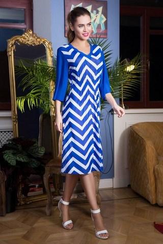 Приталенное платье для пляжа с длинным рукавом Carlin