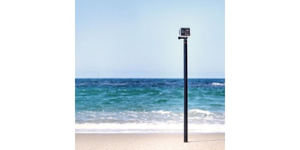 Секция-крепление камеры SP Section Static Head на пляже